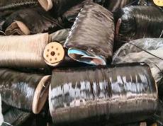 回收库存纤维材料